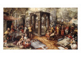 The Pool at Bethesda Giclee Print by Joachim Beuckelaer
