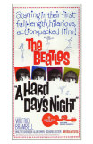 A Hard Day's Night, 1964 Print