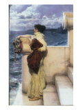 Hero, 1898 Print by Sir Lawrence Alma-Tadema