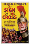 The Sign of the Cross, 1932 Posters