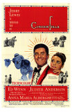 Cinderfella, 1960 Posters