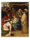 The Adoration of the Magi Prints by Pieter Breugel the Elder