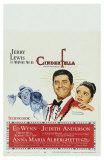 Cinderfella, 1960 Poster