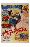 Viva Las Vegas, French Movie Poster, 1964 Poster