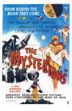 The Mysterians, 1959 Poster