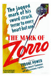 The Mark of Zorro, 1940 Pósters