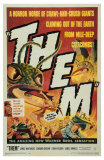 Them!, 1954 Psters