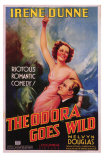 Theodora Goes Wild, 1936 Print