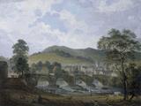 Llangollen, Denbighshire Posters by Paul Sandby