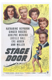 Stage Door, 1937 Prints