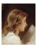 Portrait of a Young Boy Giclee Print by George Romney