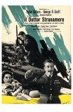 Dr. Strangelove, Italian Movie Poster, 1964 Kunstdrucke
