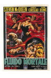 The Blob, Italian Movie Poster, 1958 Prints