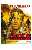 Cool Hand Luke, French Movie Poster, 1967 Print