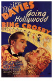 Going Hollywood, 1933 Posters
