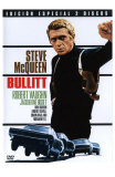 Bullitt, Spanish Movie Poster, 1968 Posters