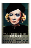 Angel, Danish Movie Poster, 1937 Print