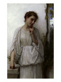 Reverie, 1894 Giclee Print by William Adolphe Bouguereau