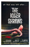 The Killer Shrews, 1959 Posters