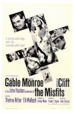The Misfits, 1961 Posters