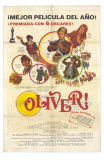 Oliver, Spanish Movie Poster, 1969 Posters