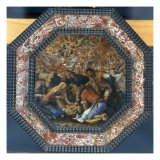 The Adoration of the Shepherds Print by Jacopo Bassano