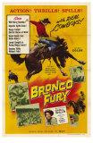 Bronco Fury, 1959 Posters