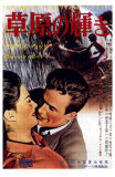 Splendor in the Grass, Japanese Movie Poster, 1961 Print