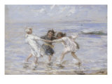The Days of Summer Giclee Print by Robert Gemmell Hutchison