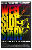 West Side Story, French Movie Poster, 1961 Photo