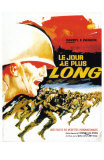The Longest Day, French Movie Poster, 1962 Print