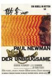 Cool Hand Luke, German Movie Poster, 1967 Photo