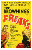 Freaks, 1932 Prints