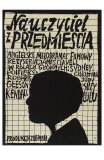 To Sir With Love, Polish Movie Poster, 1967 Posters