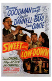 Sweet and Low-Down, 1944 Posters