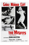 The Misfits, 1961 Kunstdrucke