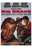 Rio Bravo, 1959 Posters