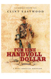 A Fistful of Dollars, German Movie Poster, 1964 Prints