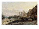 A View of Venice Posters by Alexei Petrovich Bogoliubov