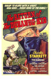 The Return of the Durango Kid, 1945 - Poster