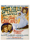 Meet Me in St. Louis, 1944 Poster