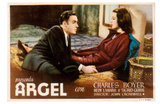 Algiers, Belgian Movie Poster, 1938 Prints