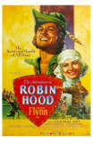 The Adventures of Robin Hood, 1938 Posters