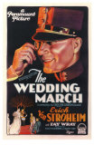 The Wedding March, 1928 Posters