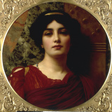 Contemplation, 1903 Giclee Print by Edward William Godward