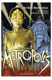 Metropolis, 1926 Posters