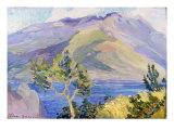 Capri, 1907 Giclee Print by Leon Bakst