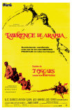 Lawrence of Arabia, Spanish Movie Poster, 1963 Obrazy