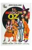 The Wizard of Oz, Spanish Movie Poster, 1939 Posters