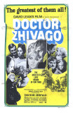 Doctor Zhivago, Australian Movie Poster, 1965 Poster